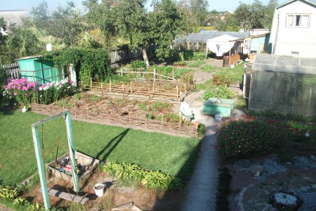 валера сад огород своими руками